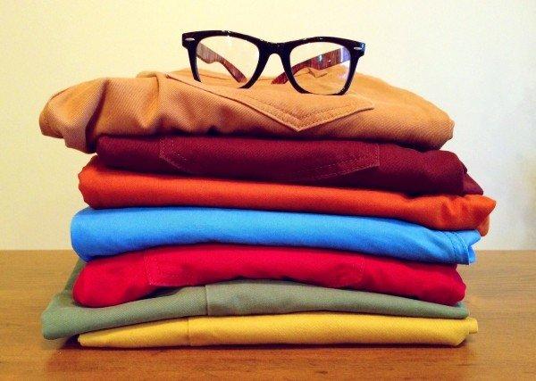 clothes ubrania