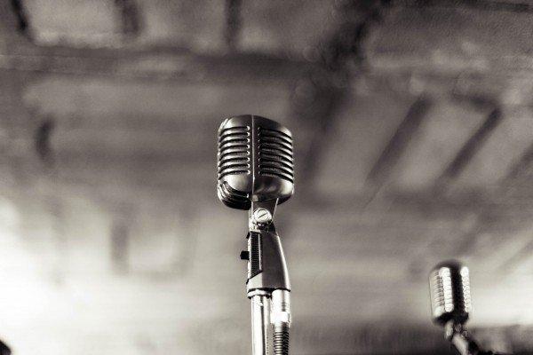 microphone mikrofon scena wystapienie prezentacja
